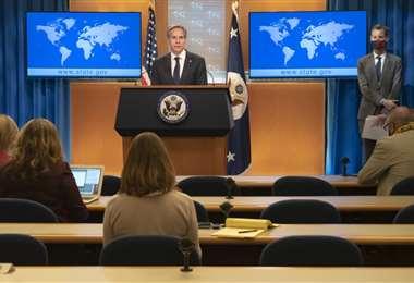El portavoz de la ONU Stéphane Dujarric, aseguró que espera un próximo cambio de rumbo.
