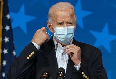 Biden aboga por la paz
