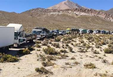 Caminos utilizados por los contrabandistas I Defensa.