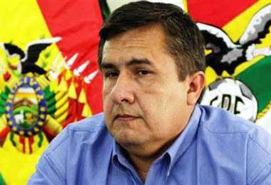 Robert Blanco fue elegido vicepresidente de la FBF en el 2018. Foto: internet