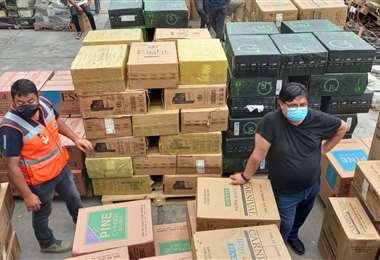 Foto: Comunicaciones Servicio Nacional de Aduanas de Chile