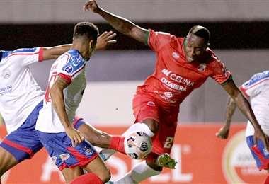 En la ida, jugada el 27 de abril, Bahía goleó a Guabirá por 5-0. Foto: Internet