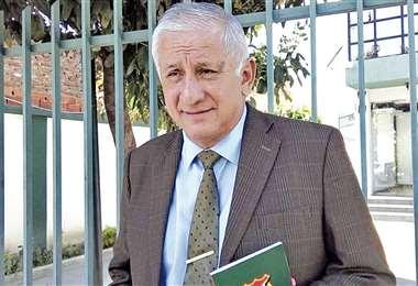 Marcos Goytia, presidente del TSA. Foto: Opinión