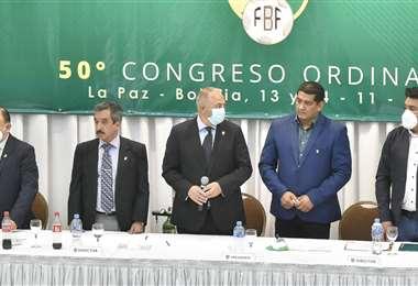 Se postergó la audiencia de los miembros del comité ejecutivo de la FBF. Foto: APG Noticia