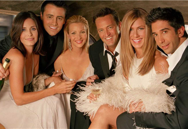 Los actores de la serie empezaron en abril las grabaciones del especial