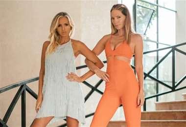 Las hermanas Roca se inician en el campo creativo de la moda