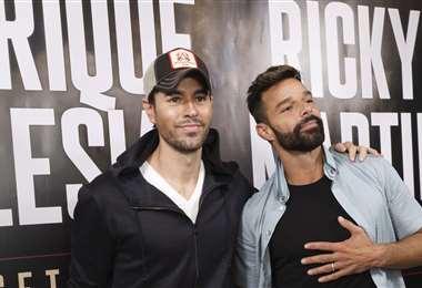 Son dos de los cantantes más populares del mundo hispano