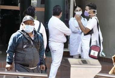 Trabajadores de salud anuncia paro este viernes: Foto: archivo