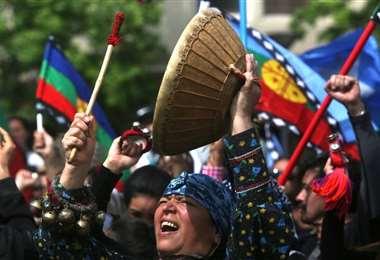 Candidatos indígenas quieren un Chile plurinacional