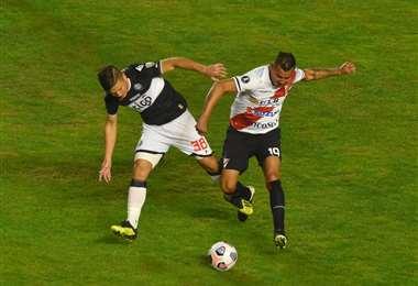 Always Ready recibe en La Paz a Olimpia de Paraguay. Foto: APG