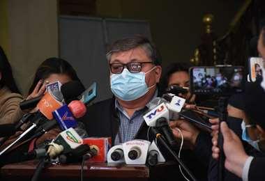El exasesor del Ministerio de Salud I AMN.