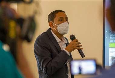 Fernando Pacheco convoca de emergencia reunión del COED
