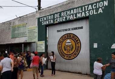 La banda de asaltantes era dirigida desde Palmasola. Foto: El Deber