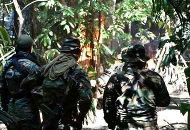 La intervención en Chimoré I Gobierno.