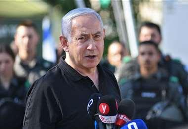 Netanyahu advierte que la ofensiva no acabó en Gaza
