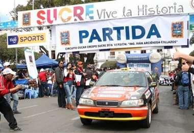 El Circuito Óscar Crespo debe esperar para festejar sus Bodas de Oro. Foto: Internet