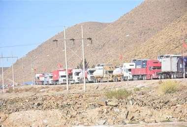 El transporte pesado desconoce el acuerdo firmado por el Gobierno y un sector