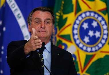 El presidene brasileño convocó a marchas para demostrar su popularidad