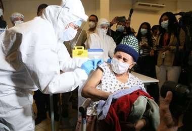 Foto APG: Esta jornada el país supero los dos mil contagios de coronavirus.