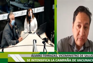 Foto captura de pantalla del programa ¡Qué Semana! de El Deber Radio