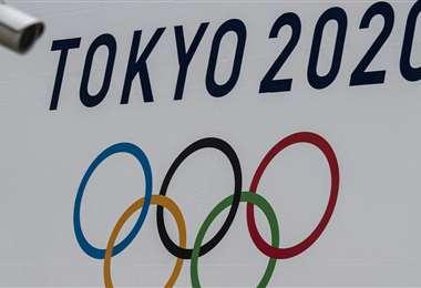Los JJOO se realizarán desde el 23 de julio de 2021. Foto: AFP