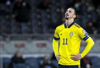 Zlatan Ibrahimovic se queda fuera de la competencia. Foto: Internet