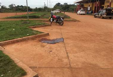 El extranjero fue asesinado en la terminal de buses de San Ignacio