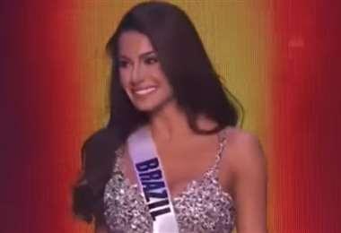 Miss Brasil es una de las finalistas