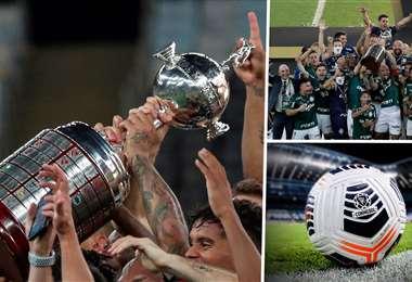 La Copa Libertadores es el torneo más importante de Sudamérica. Foto: internet