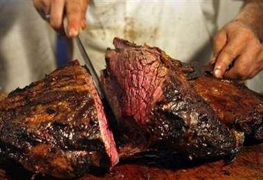 Es el cuarto exportador mundial de carne vacuna