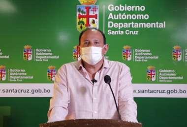 Viruez pidió a la población hacer su parte para frenar al virus