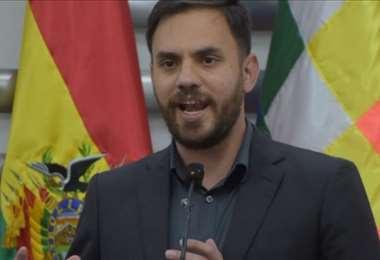 Del Castillo presentó los casos investigados en seis meses /APG