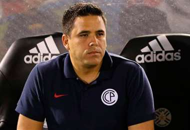 Daniel Farías, entrenador venezolano de Deportivo La Guaira. Foto: internet