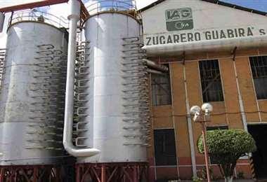 Guabirá tiene acuerdo de venta de dos millones y medio de etanol al mes