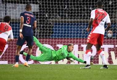La última vez que se enfrentaron ganó el Mónaco (0-2), en febrero. Foto: Internet