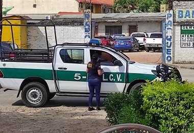 La acusada será trasladada a la cárcel de Palmasola junto al cliente