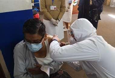 Los trabajadores tendrán un tolerancia de dos horas. Foto Ministerio de Salud