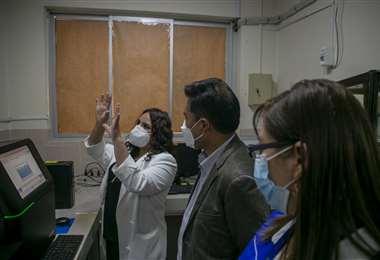 Bolivia dependía de los laboratorios de Argentina y Brasil