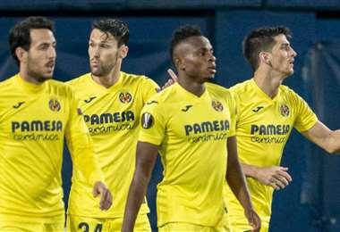 El Villarreal buscará ante el Manchester United su primer título europeo. Foto: Internet