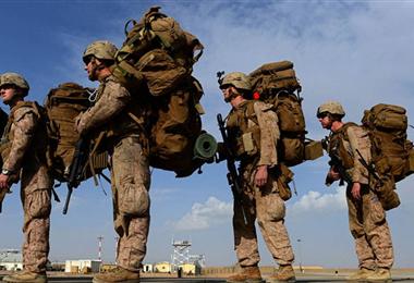 Estados Unidos retira sus últimos soldados de Afganistán