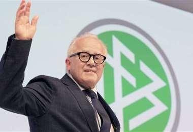 Fritz Keller, de 64 años, es presidente del fútbol alemán desde 2019. Foto: Internet