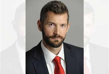 William Foster es vicepresidente y director de crédito de Moody's Sovereign Risk Group