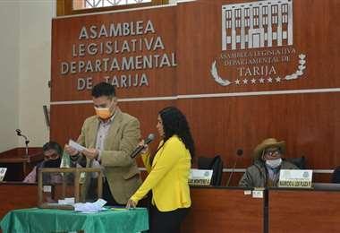 Asamblea Legislativa de Tarija