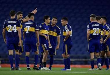 Boca evalúa dónde jugar de local en la Copa Libertadores. Foto: internet