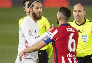 El título entre Atlético y Real Madrid se definirá este sábado. Foto: internet