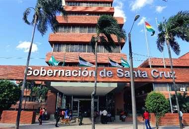 El gobernador Luis Fernando Camacho ordenó realizar una auditoría interna tras el robo