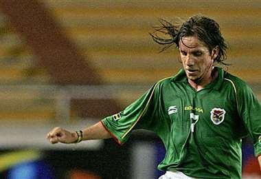 Luis Cristaldo fue mundialista con la selección nacional. Foto: El Deber