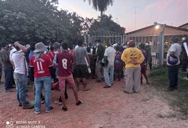 Pobladores de Pailón siguen atentos el caso de violación