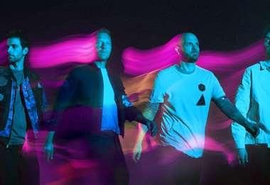 Coldplay dará un show de 45 minutos en el festival