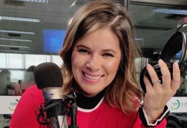 Linda González cumple tres años con su programa Aquí estoy